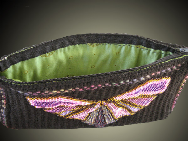 """Metamorphosis"" Clutch Purse"